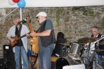 Pat Grover & the Hawks at Aberglasney